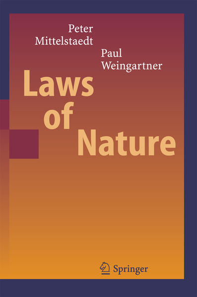 Laws of Nature - Coverbild