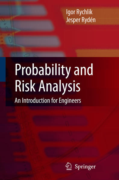 Probability and Risk Analysis - Coverbild