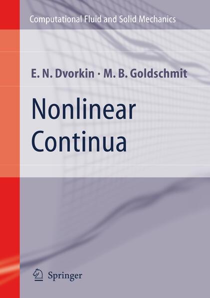 Nonlinear Continua - Coverbild