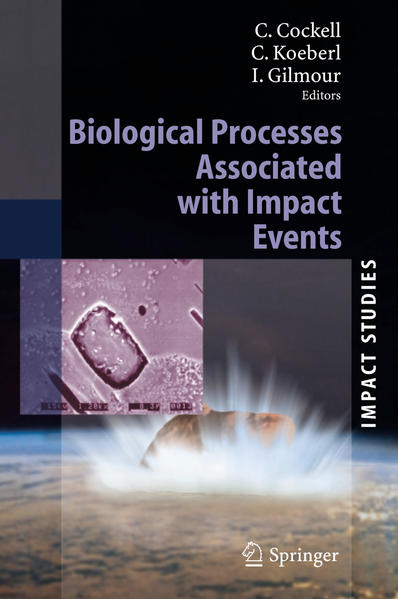 Biological Processes Associated with Impact Events - Coverbild