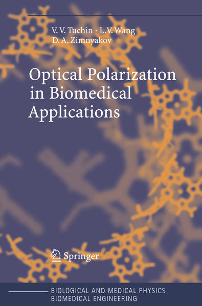 Optical Polarization in Biomedical Applications - Coverbild