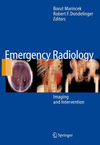 Emergency Radiology - Coverbild