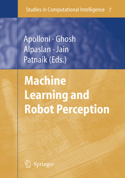 Machine Learning and Robot Perception - Coverbild