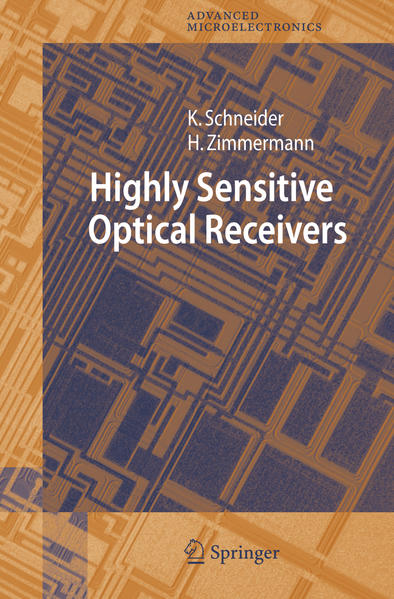 Highly Sensitive Optical Receivers - Coverbild