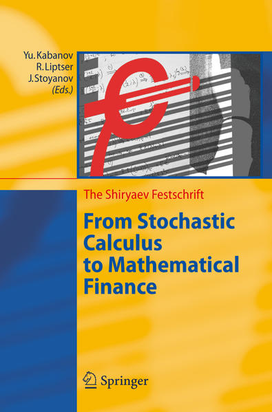 From Stochastic Calculus to Mathematical Finance - Coverbild