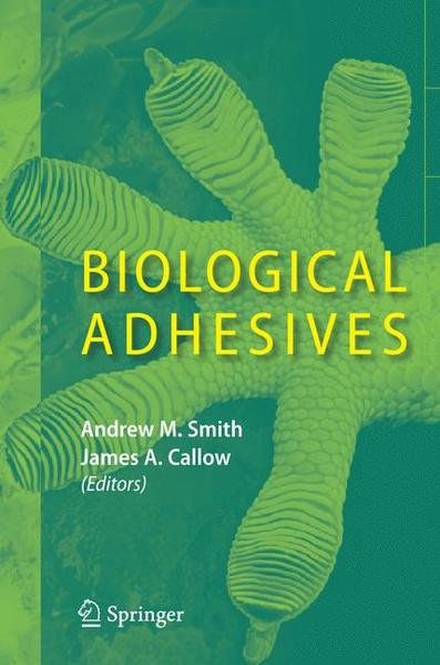 Biological Adhesives - Coverbild