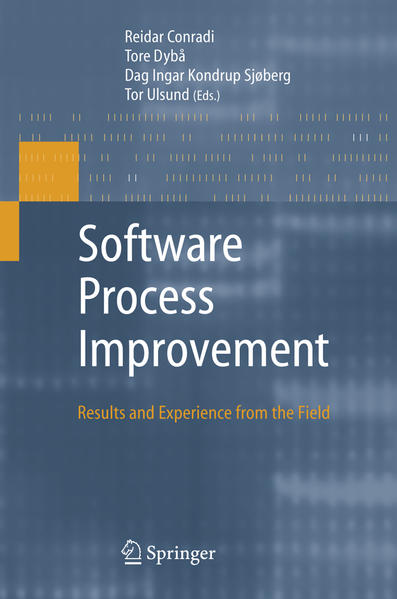 Software Process Improvement - Coverbild