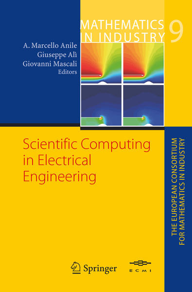 Scientific Computing in Electrical Engineering - Coverbild