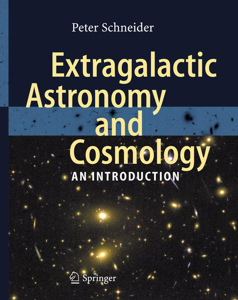 Extragalactic Astronomy and Cosmology - Coverbild