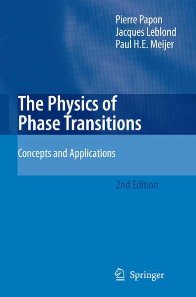 The Physics of Phase Transitions - Coverbild