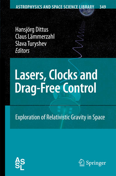 Lasers, Clocks and Drag-Free Control - Coverbild