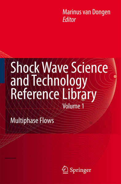 Shock Wave Science and Technology Reference Library, Vol. 1 - Coverbild
