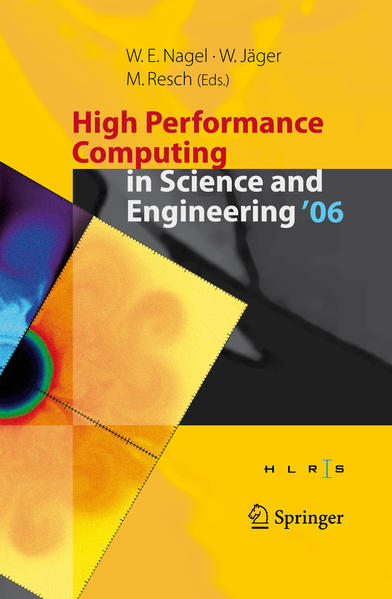 High Performance Computing in Science and Engineering ' 06 - Coverbild