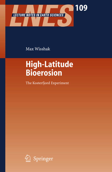 High-Latitude Bioerosion: The Kosterfjord Experiment - Coverbild