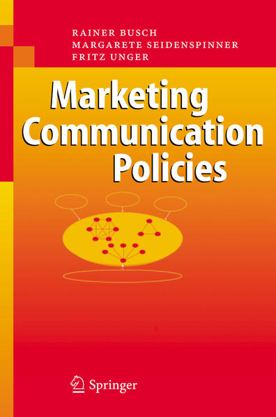 Marketing Communication Policies - Coverbild