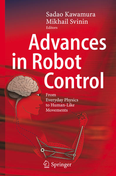Advances in Robot Control - Coverbild