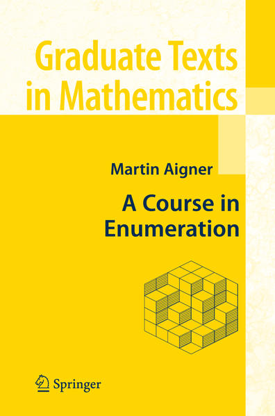 A Course in Enumeration - Coverbild