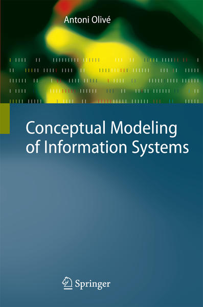 Conceptual Modeling of Information Systems - Coverbild