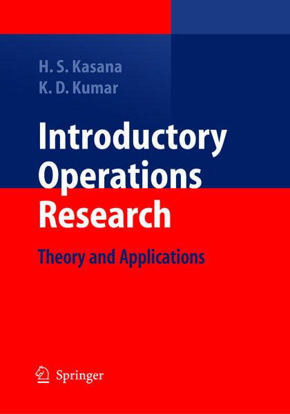 Introductory Operations Research - Coverbild