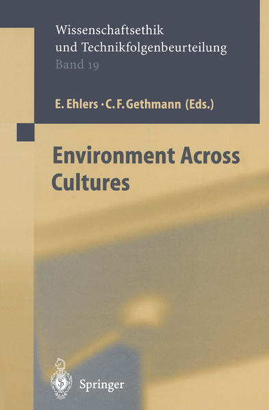 Environment across Cultures - Coverbild