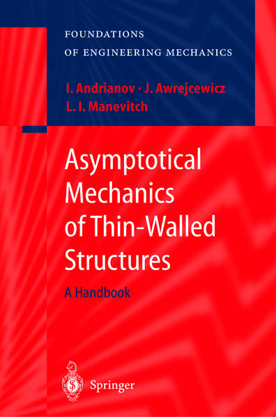 Asymptotical Mechanics of Thin-Walled Structures - Coverbild