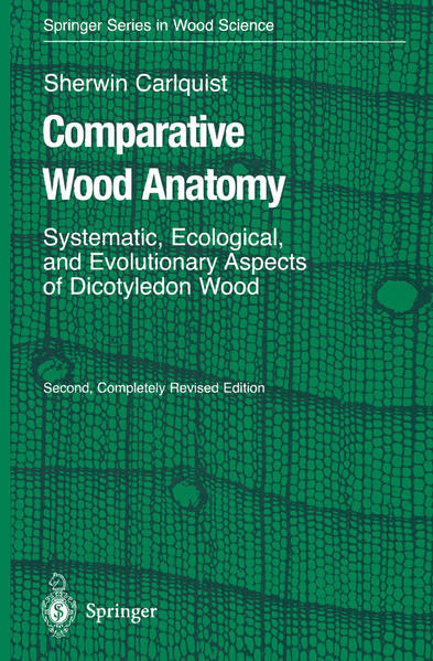 Comparative Wood Anatomy - Coverbild