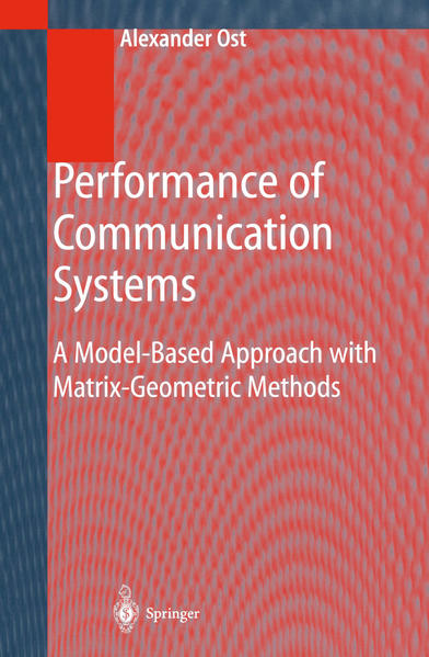 Performance of Communication Systems - Coverbild