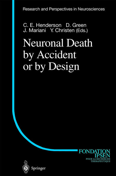 Neuronal Death by Accident or by Design - Coverbild