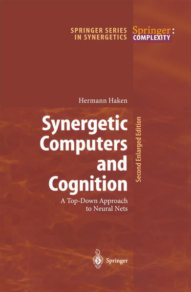 Synergetic Computers and Cognition - Coverbild