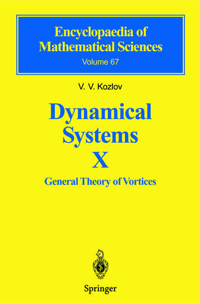 Dynamical Systems X - Coverbild