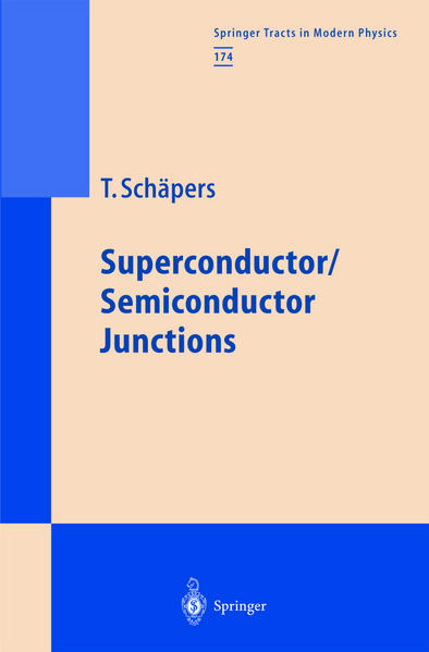 Superconductor/Semiconductor Junctions - Coverbild