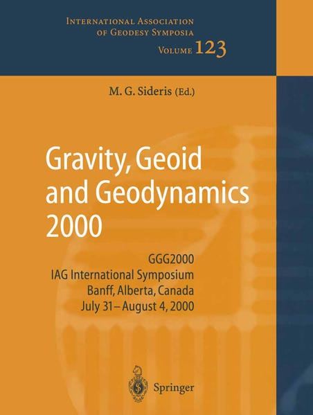 Gravity, Geoid and Geodynamics 2000 - Coverbild