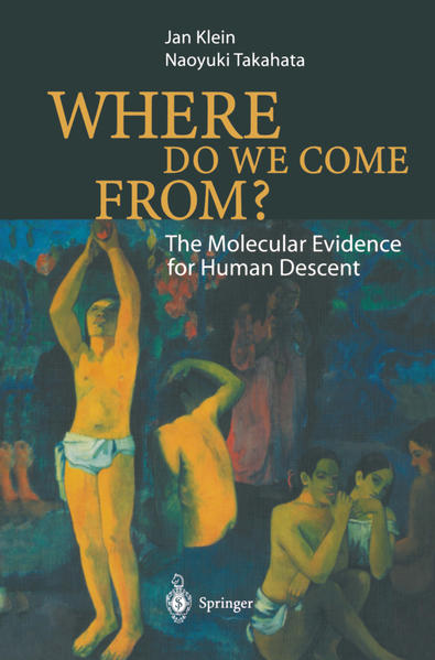 Where Do We Come From? - Coverbild