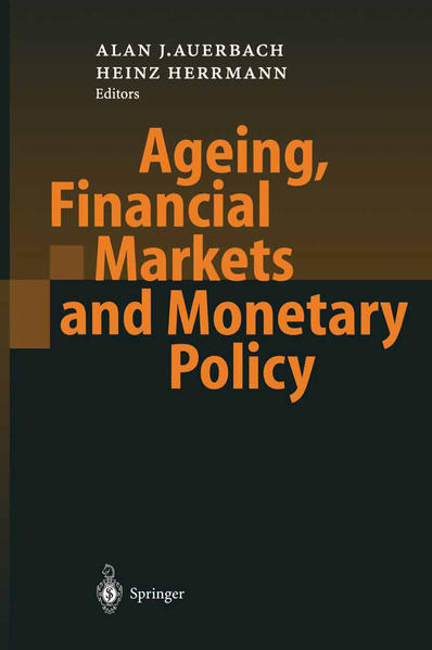 Ageing, Financial Markets and Monetary Policy - Coverbild