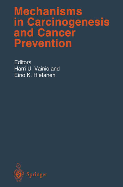 Mechanisms in Carcinogenesis and Cancer Prevention - Coverbild