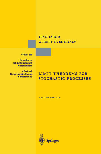Limit Theorems for Stochastic Processes - Coverbild