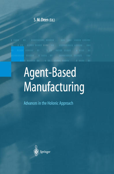 Agent-Based Manufacturing - Coverbild