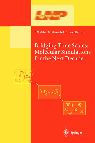 Bridging the Time Scales - Coverbild