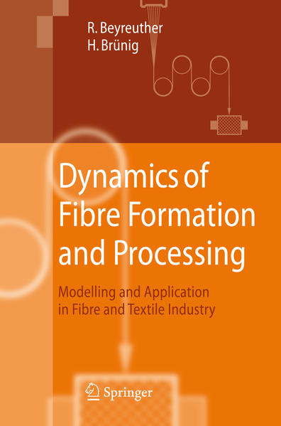 Dynamics of Fibre Formation and Processing - Coverbild