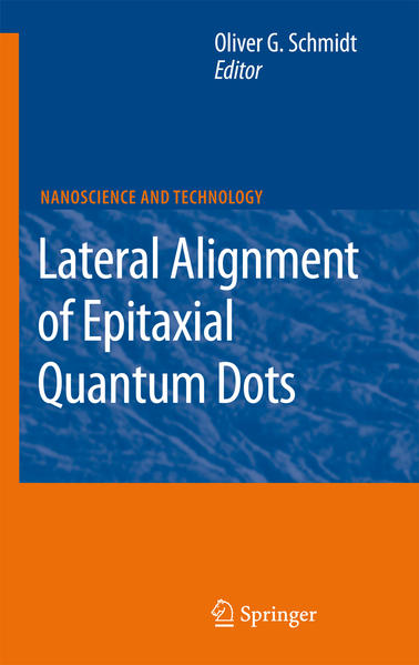 Lateral Alignment of Epitaxial Quantum Dots - Coverbild