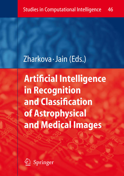Artificial Intelligence in Recognition and Classification of Astrophysical and Medical Images - Coverbild
