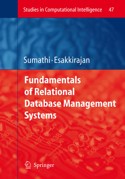 Fundamentals of Relational Database Management Systems - Coverbild