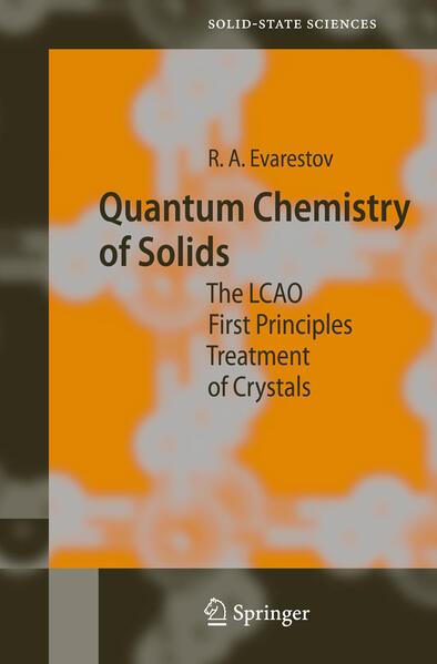 Quantum Chemistry of Solids - Coverbild