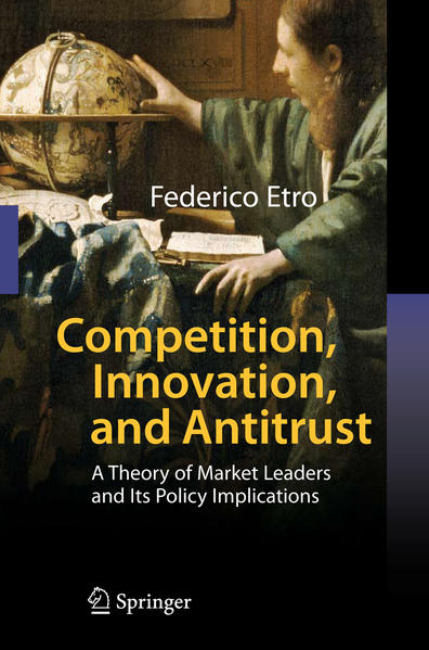 Competition, Innovation, and Antitrust - Coverbild