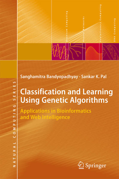 Classification and Learning Using Genetic Algorithms - Coverbild