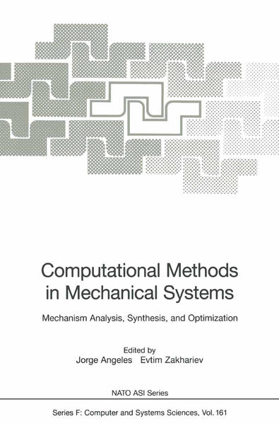 Computational Methods in Mechanical Systems - Coverbild