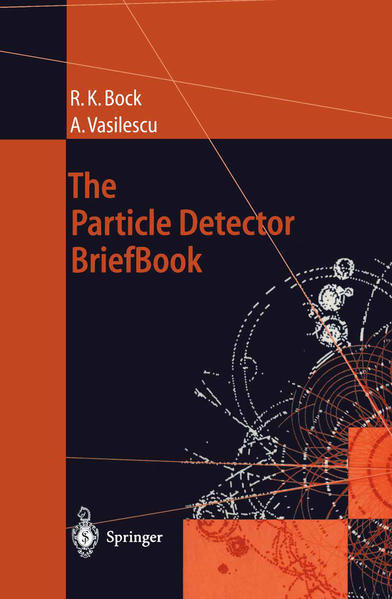 The Particle Detector BriefBook - Coverbild