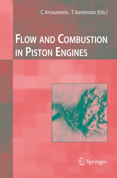 Flow and Combustion in Reciprocating Engines - Coverbild