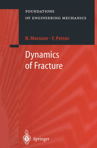 Dynamics of Fracture - Coverbild
