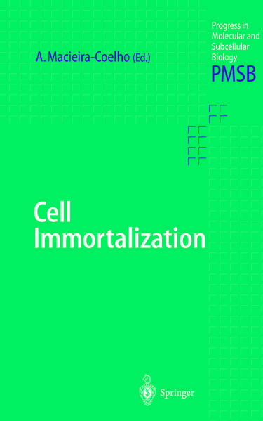 Cell Immortalization - Coverbild